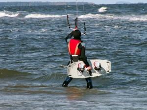 Le kite surf : des sensations garanties !